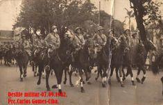 Desfile Militar de 07 de Setembro de 1942