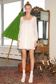 NAHM Spring 2012 Ready-to-Wear