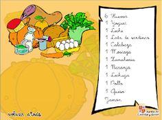 Les quichotteries de Delphine: A Comer (juego)