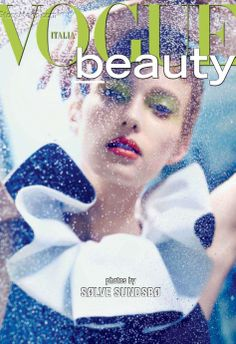 Sigrid Agren by Solve Sundsbo for VOGUE Italia | Fashion photography | Editorial
