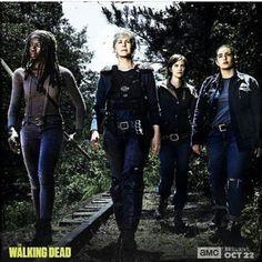 The walking dead season 8 ❤️