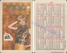1968 - 1968_0206 - Régi magyar kártyanaptárak