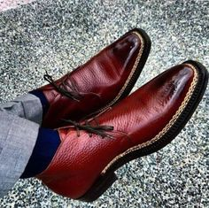 Men's Oxfords Daily PU Synthetics Red Fall Spring 2021 - US $47.24 Low Heel Shoes, Men's Shoes, Shoe Boots, Monk Strap Shoes, Mens Boots Fashion, Loafers Men, Men's Oxfords, Derby Shoes, Spring Shoes