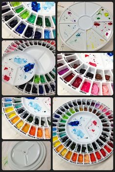 Every Life Has a Story! - {Roben-Marie Smith} - Watercolor Well Palette...