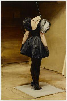 Michael Borremans - comedic take on painting ARTH