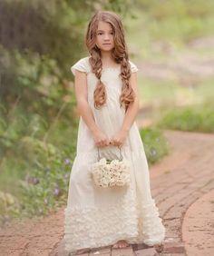 5 Exquiste Classic Flower Girl Dress Designers & Co. Blog   CamilleBattaglia.com