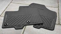 2013 #Toyota #Sienna All-Weather Floor Mats
