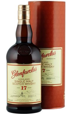 Distillery: Glenfarclas Expression: 17 year old Vol: Nose: A lovely mix of sweet and spice. Oak is obvious, but the vanilla and fruity sweetness prevent the oak from. Malt Whisky, Scotch Whisky, Bottle Picture, Liquor License, Good Spirits, Water Life, Distillery, Bourbon, Whiskey Bottle