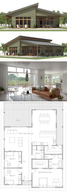 Pin by Mary Moore on cottage in 2018 House plans, Space, Places - Faire Un Plan De Maison En 3d