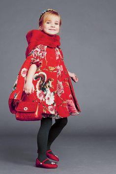 Lookbook детской коллекции Dolce&Gabbana осень-зима14-15 - Ярмарка Мастеров - ручная работа, handmade