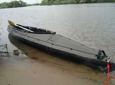Army Special Forces Folding Canoe