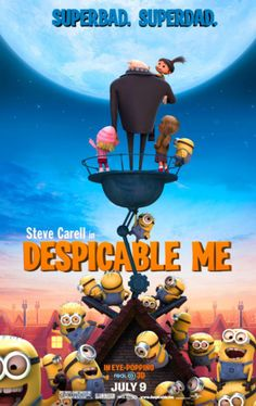 Despicable Me... one of my favorite movies :)