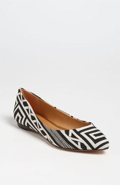 Loving these Schutz 'Grifyn' Flats available @Nordstrom