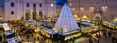 9 DAY CHRISTMAS MAGIC 1ST CLASS RAIL TOUR Feel the magic of Christmas time on Christmas Markets in the Germany & Austria: Rothenburg ob der Tauber, Heidelberg, Nuremberg, Wurzburg, Frankfurt, Munich and Salzburg.