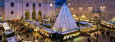 9 DAY CHRISTMAS MAGIC 1ST CLASS RAIL TOUR Feel the magic of Christmas time on Christmas Markets in the Germany & Austria: Rothenburg ob der Tauber, Heidelberg, Nuremberg, Wurzburg, Frankfurt, Munich and Salzburg.