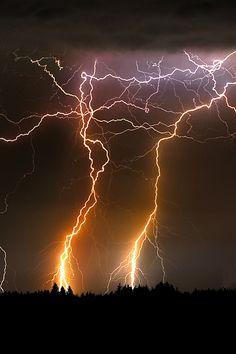 Brontofobia, miedo a la tormenta, los rayos, relámpagos...
