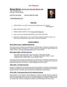 professional curriculum vitae beautiful resume template sample