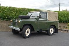 1967 LAND ROVER SERIES 2 For Sale in Waterford, Ireland | Preloved