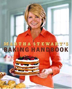 Amazon.com: Martha Stewart's Baking Handbook (9780307236722): Martha Stewart: Books