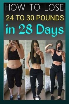How to Lose 24 To 30 Pounds In 28 Days. #weightloss #helthy #fitness Weight Loss Plans, Best Weight Loss, Healthy Weight Loss, Weight Loss Tips, Weight Loss For Women, Lose Weight In A Week, Need To Lose Weight, Losing Weight, Weight Gain