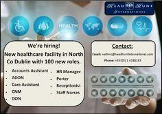 Hr Management, Receptionist, Nursing, Health Care, Medical, Medicine, Med School, Health, Reception