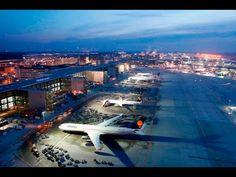 Inside Frankfurt Airport 3/5 - Tag und Nacht im Einsatz (DOKU) - YouTube