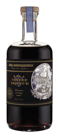 St George Spirits' NOLA Coffee Liqueur