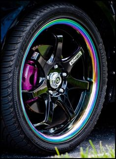 Konig Neo Chrome rims, ordering next week! :D