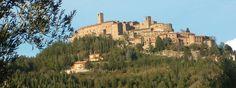 Monte Santa Maria Tiberina (PG) • panorama | landscape  #AltaUmbria #Umbria
