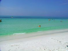 Gulf of Mexico, Destin, Florida
