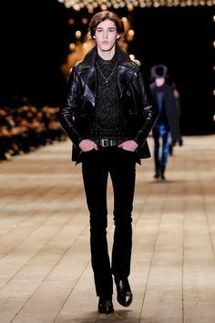 Saint Laurent Ready To Wear Fall Winter 2018 Paris