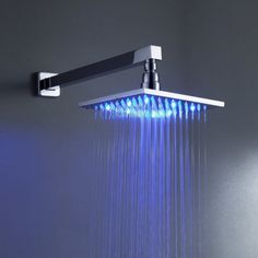 The shower of your dreams: