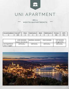 Cosy Apartment, Bedroom Bed, Hostel, Budapest, Terrace, City, Uni, Balcony, Patio