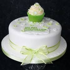 Macmillan Large Cake and Cupcake