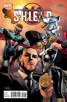 Preview: S.H.I.E.L.D. #1, Page 6 of 15 - Comic Book Resources
