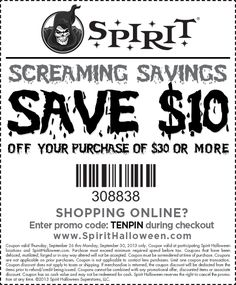 save on all your deadly decorations creeptastic costumes at spirit halloween today halloween pinterest spirit halloween costumes and