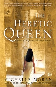 This book follows after Nefertiti. It's about her niece and how she has to deal with all the stuff her aunt and uncle did when they ruled Egypt. I seriously think that this book should be made into a movie. It has everything you would want action, love, murder, deception, romance. It's very well written.