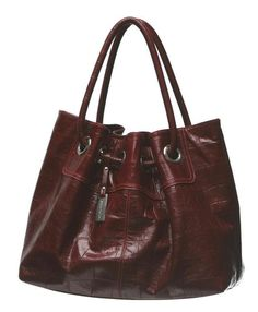 Stylish Bag (Anna) in Calf Leather by VERAGIOIA