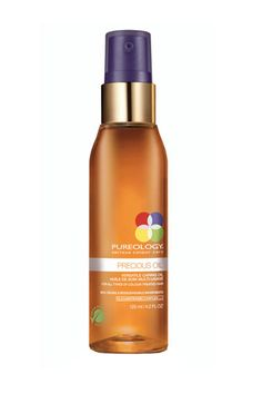 Pureology Precious Oil Versatile Caring Oil, $32, Pureology for salon locations.
