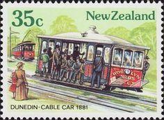 Dunedin Cable Car