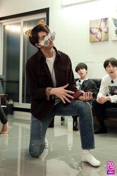 BTS Run! 56 [behind the scenes] Namjoon