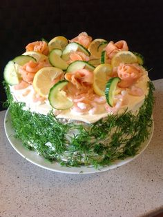Great Recipes, Vegan Recipes, Vegan Muscle, Danish Food, Sandwiches, Easy Food To Make, Vegan Treats, Fish Dishes, Fish And Seafood
