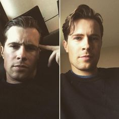 Here are photos of David Berry who will be playing Lord John Grey.