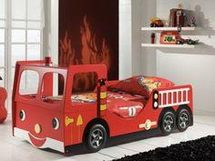 45 Cool Kids Car Beds