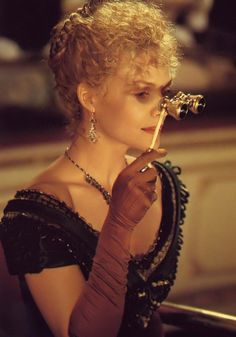 "Michelle Pfeiffer in ""The Age of Innocence"""