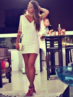 Feliz 2014 - Vestido de Ano Novo - Blog de Moda e Look do dia -...