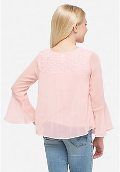Girls' Fashion Tops & On-Trend Tees | Justice