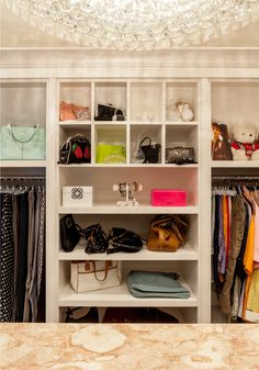 Custom Walk In Closet By South Shore Cabinetry, Vancouver Island, BC  #walkincloset #customcabinetry #interiordesign | Custom Walk In Closets |  Pinterest