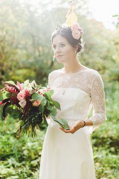 bride, boho, light, невеста, стиль бохо