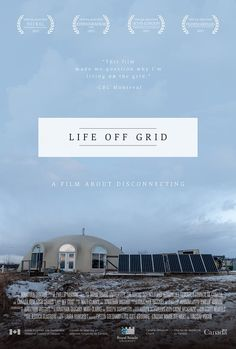 Life Off Grid is a film about people who have chosen to build their lives around renewable energy with beautiful, inspiring, and often challenging results. Filmed…